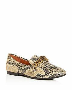 Kurt Geiger Women's Chelsea Apron-Toe Loafers