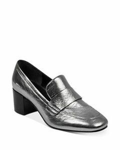 Marc Fisher Ltd. Women's Hudson Block Heel Loafers