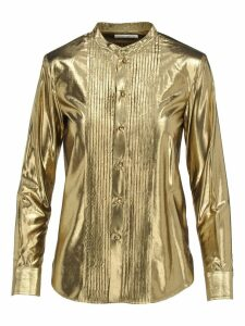 Saint Laurent Gold Tone Shirt