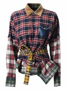 Tartan Pattern Shirt