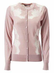 Dolce & Gabbana Floral Lace Cardigan