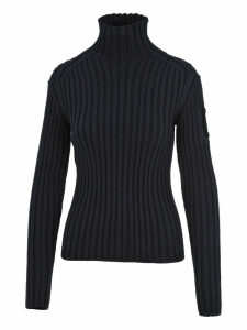 Chloe High Neck Knit Sweater
