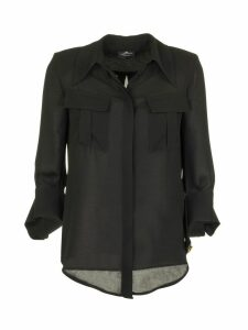 Elisabetta Franchi Celyn B. Blouse With Pockets
