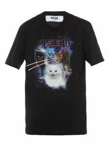 MSGM Loged T-shirt