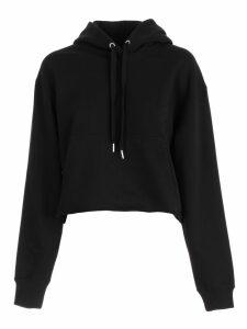 Calvin Klein Jeans Sweatshirt W/hood And Logo