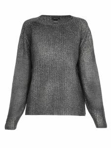 Avant Toi Sweater With Studs