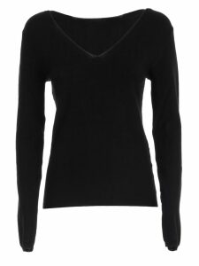 Parosh Sweater L/s V Neck