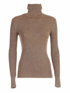Parosh Sweater Turtle Neck Lurex