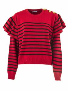 RED Valentino Wool And Cashmere Blend Sweater