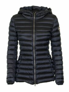 Colmar Place Glossy Down Jacket With Hood