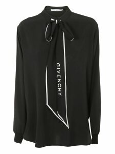 Givenchy Tie Detail Blouse