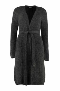 S Max Mara Belted Cardigan