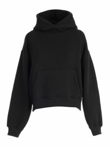 T by Alexander Wang Sweatshirt Over W/zip On Shoudlders
