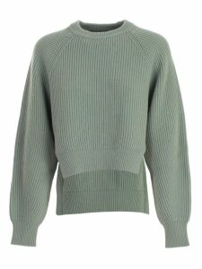SEMICOUTURE Sweater L/s W/ribs