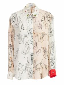 Burberry Lucinda 239 P86109 Shirt L/s Fantasy