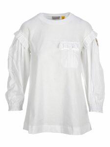 Moncler By Simone Rocha Round Neck T-shirt