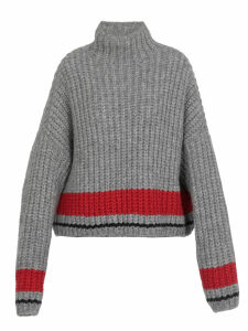 Dsquared2 Wool And Alpaca Sweater