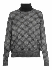 Avant Toi Turtle Neck Sweater
