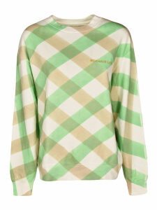 Eckhaus Latta Patterned Sweatshirt