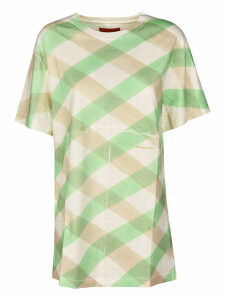 Eckhaus Latta Patterned T-shirt