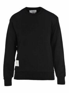 Thom Browne Stripes Detail Sweatshirt