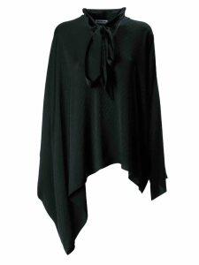 Balenciaga Asymmetric Blouse