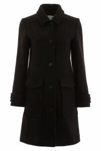 Kenzo Wool Blend Coat