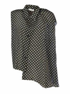 Balenciaga Silk Sleeveless Blouse