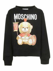 Moschino Logo Print Sweatshirt