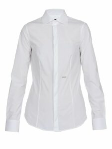 Dsquared2 Plain Color Shirt