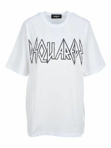 D Squared Logo Print T-shirt