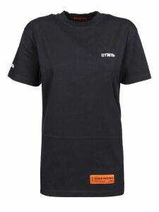 HERON PRESTON T-shirt Reg Prohibited