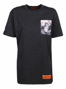HERON PRESTON T-shirt Reg Heron Patch