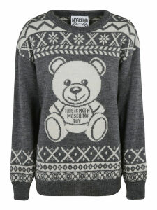 Moschino This Is Not A Moschino Toy Sweater