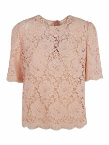 Dolce & Gabbana Lace Detail Top