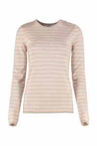 Max Mara Berma Silk-cashmere Blend Pullover