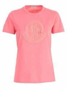 Moncler T-shirt S/s W/logo