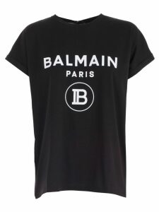 Balmain T-shirt S/s W/logo
