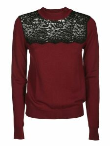 Mulberry Wool Knit Jumper