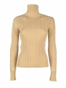 Chloé Wool Knit Turtleneck Sweater