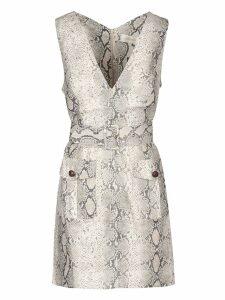 Zimmermann Corsage Safari Dress