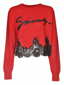 Givenchy Signature Logo Sweater