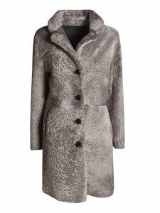 S.W.O.R.D 6.6.44 Fur Reversible Coat