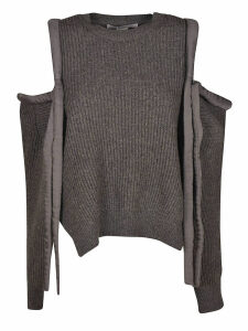Stella McCartney Slashed Shapes Sweater
