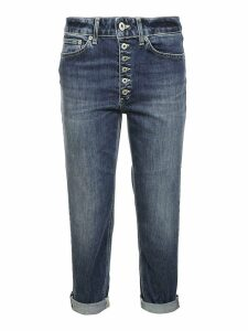 Dondup Front Button Jeans