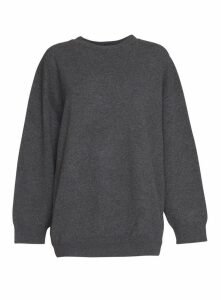 Balenciaga Sweater In Grey