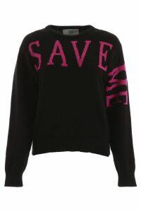 Alberta Ferretti Save Me Pullover