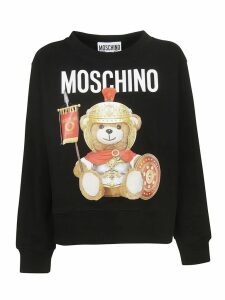 Moschino Gladiator Print Sweatshirt