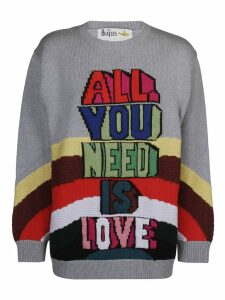 Stella McCartney All You Need Is Love Knit Sweater