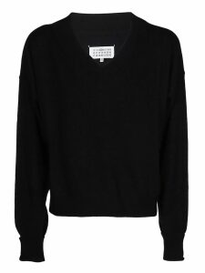 Maison Margiela Navy Jumper